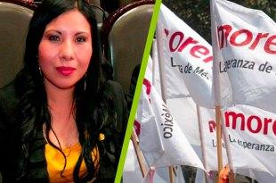 mujer busque alcaldía Mineral de la Reforma Morena