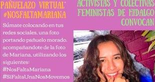 Mueven redes sociales en apoyo a Mariana, extraviada en Tlahuelilpan