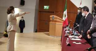 Designan Lídia García presidenta Patronato UAEH
