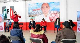 Jorge Márquez Alvarado busca fomentar la participación de los jóvenes