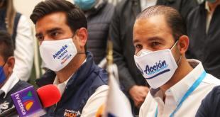 Gobiernos de Morena son peores que el PRI: Marko Cortés