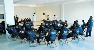 Policías Tulancingo tendrán cámaras casco solapa
