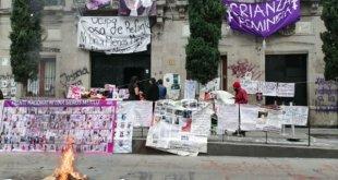 Mujeres expedientes CNDH quemarlos
