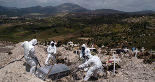 Supera México las 76 mil muertes por coronavirus Covid-19