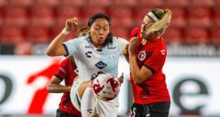 Tuzas Xolos jornada 8 Liga MX Femenil