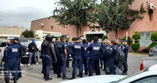 Policías de Tizayuca hacen paro; piden destitución de comisaria