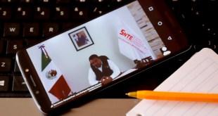 Llama SNTE a recaudar dispositivos electrónicos para ayudar a estudiantes
