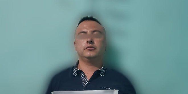 Detienen a sujeto armado por propiciar accidente en la México-Pachuca