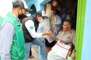 Tavo Magaña se compromete a ser un presidente presente en comunidades