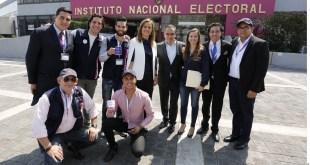 Niega INE registro a partido de Margarita Zavala, México Libre