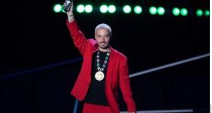 Arrasa J Balvin las nominaciones a los Latin Grammy 2020