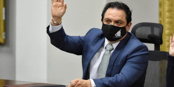 """""""Riesgoso"""", remover personal de alcaldías: José Luis Espinosa Silva"""