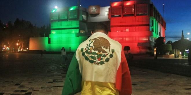 Con drones, la celebración de Independencia en Hidalgo