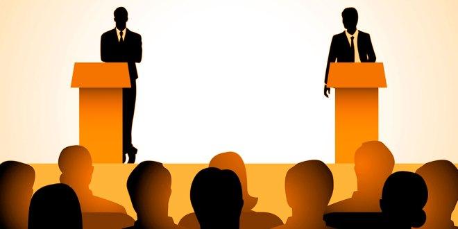 Debates candidatos no serán presenciales