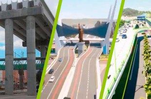 Puentes Supervía Colosio terminarán próximos meses