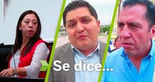 Se dice... que Rosalba Calva, Ricardo Crespo y Enrique Simón