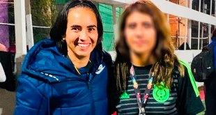 Jugadora Pachuca rompió asilamiento