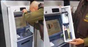 Descubren nuevo método de estafa en cajeros automáticos