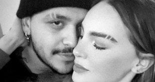 Belinda y Christian Nodal comparten su nueva marca de amor