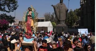 Basílica de Guadalupe misa 11 y 12 de diciembre