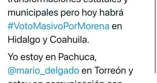Inicia PRD procedimiento sancionador contra Citlalli Hernández