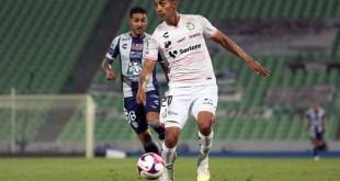 Empatan Tuzos del Pachuca con Santos 1-1 en cierre de actividad