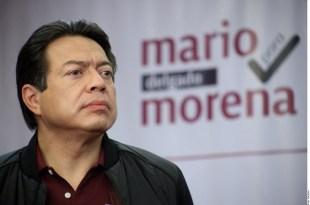 ganador Morena Mario Delgado encuesta