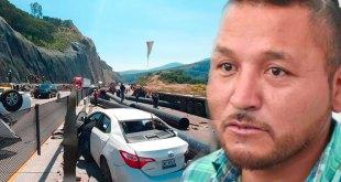 El Mijis sufrió un accidente en Tepeji del Río