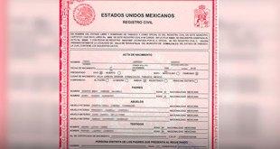 Hidalgo ya elegir orden apellidos registrar menor