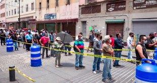 Mantiene Ciudad de México semáforo naranja