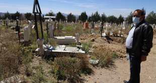 Evalúan exhumar restos en panteón de Pachuca, dicen
