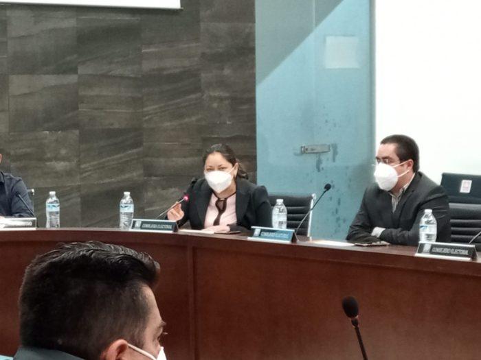 Continúa conteo votos 2 municipios Hidalgo