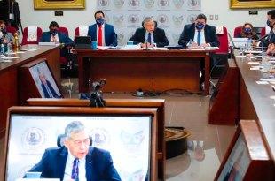 Niega Simón Vargas presencia grupos de choque comicios