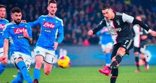 Serie A triunfo Juve Napoli