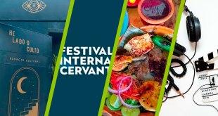 Arte comida Huasteca Cervantino fin de semana