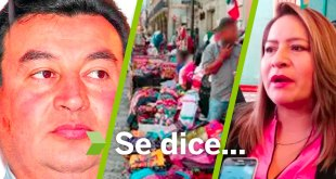 Se dice... que Damián Sosa, Ruth León Cruz y Grupo Procentro