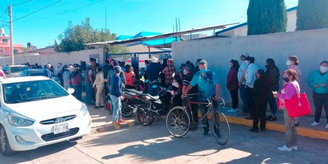 Demora apertura casillas, queja ciudadana Valle Tulancingo