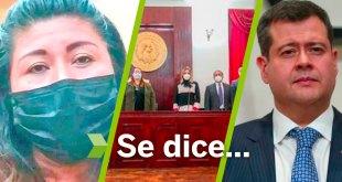 Se dice... que Lucía Bautista, Concejo de Pachuca y José Ramón Amieva