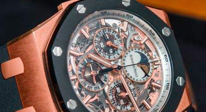 Inversiones que valen: Los relojes mejor valuados del mundo