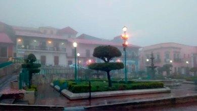 lluvias jueves Hidalgo