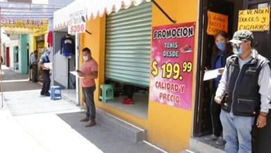 lunes comenzó cierre negocios no esenciales Tizayuca