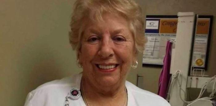 Enfermera rechazó jubilarse luchar Covid-19 murió