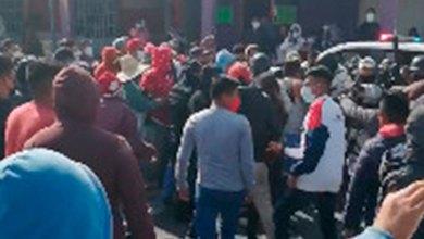 En Ixmiquilpan, retuvieron, golpearon y trataron de linchar a supuesto ladrón