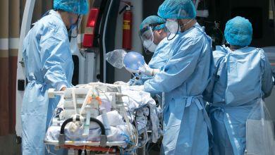 Reporta Salud 822 muertes más Covid; suman 188 mil 866