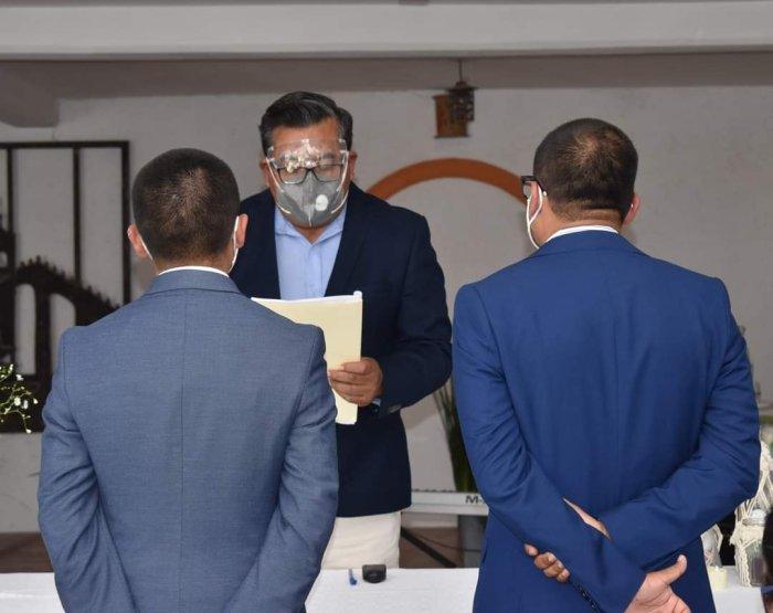 Critican habitantes la primera boda igualitaria en Ixmiquilpan