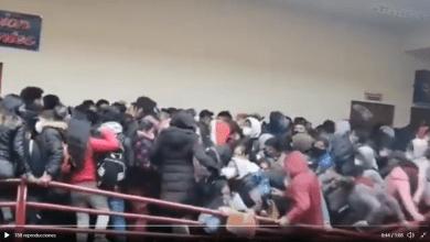 Video: mueren estudiantes mueren al caer del cuarto piso en universidad boliviana