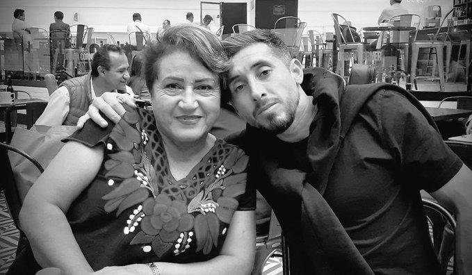Falleció la madre de Héctor Herrera a causa del Covid-19