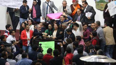 recta final LXIV Legislatura Hidalgo