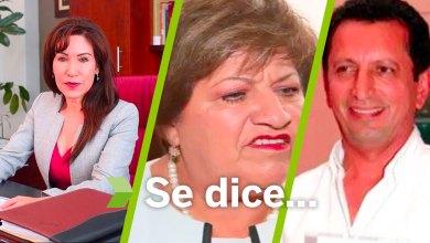 Se dice... que María Luisa Pérez, Joel Nochebuena y Antonieta Anaya