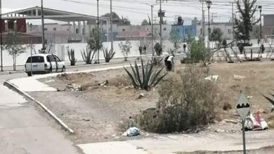 sancionar tiren basura calles Tizayuca